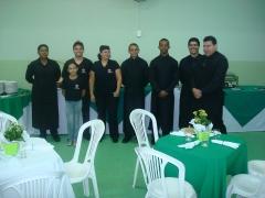 Equipe do buffet