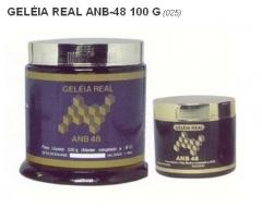 Geléia real anb-48 100 g