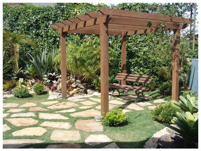 fotos jardim paisagismo:Jardim Paisagismo E