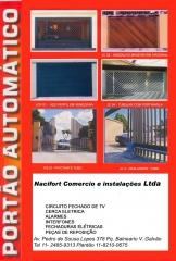 Portão eletrico - foto 1