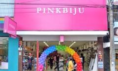 Primeira loja da pinkbiju