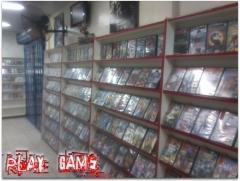 Play game locadora