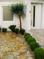 Jardins externos fachada - mc3