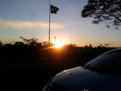 O sol vai voltar a brilhar.
