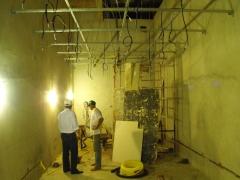 ConstruÇÃo de loja no shopping avenida center - dourados/ms.