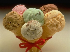 Sorveteria milkibom, grande variedade em sorvetes