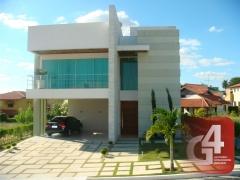 Casa construída no condomínio nações residence privê