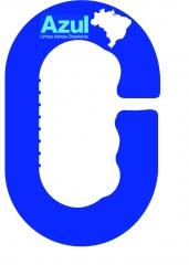 Sacola fácil  com impressão de  logomarca do cliente