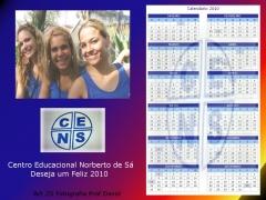 Calendário criado para escola rio de janeiro
