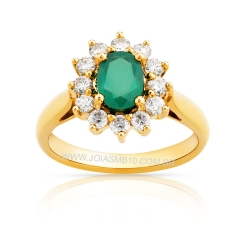 Jóias mb - alianças de casamento - noivado - ouro - alianças e jóias - foto 3