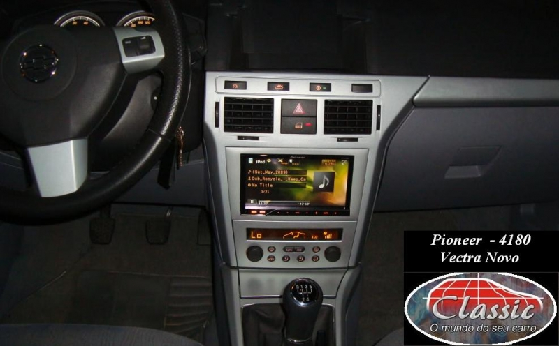 Dvd Pioneer 4180 - Vectra Elite