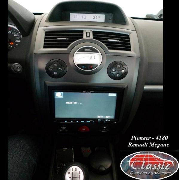 Dvd Pioneer 4180 - Renault Megane Gran Tour