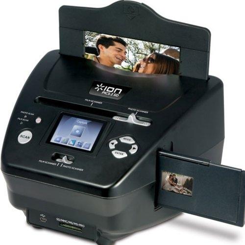 Digitalizadores Fotos/Filmes/Slides/Negativos para PC e/ou Cartão SD - converte em segundos - veja modelo para digitalização fita cassete com entrada PSP/IPAD