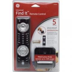 Controles remotos universais:  ge - phillips  -  para: tv/dvd/vcr/cbl/sat/audio - opções: touch screen / abertura flip / com base / botões grandes (leitura) / teclado iluminado / programação avançada