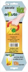 Enxuto supermercados na embalagem  fisica do produto sacola fácil  promocional