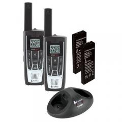 Rádios de comunicaÇÃo:  cobra / intelbras  -  alcance de 3 km  até  56 km  +  acessórios