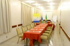 Salão de convenções e eventos