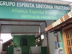 Sintonia fraterna - rua espírito santo,38 campo grande cidade de santos