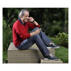 Sapatênis masculino, leves e confortáveis