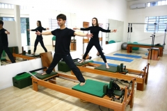 Wellness studio pilates - exercícos