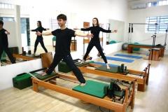 Wellness studio pilates - exercícos