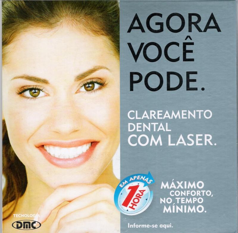 Clareamento a Laser !
