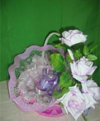 Grande variedade de cestas