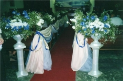 Decoração e ornamentação de  igreja