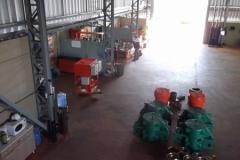 Rrd sistemas de lubrificação e hidráulica