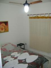 Apartamento com TV,frigobar e ventilador de teto!
