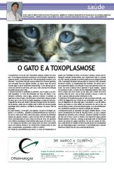 Artigo - Dr Marco Olyntho - O gato e a toxoplasmose