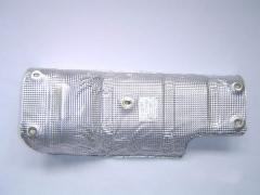 Defletores de aluminio