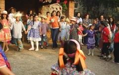 Festa junina na escola