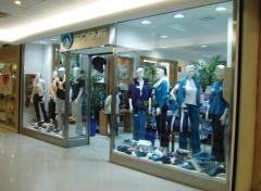 Scene shopping esplanada