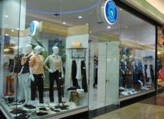 Scene shopping dom pedro