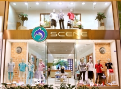 Scene shopping center norte