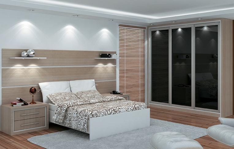 Foto dormitrios - Ambientes de dormitorios ...
