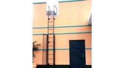 Escadas - serralheria santa clara