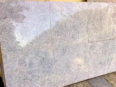Granito branco acquamarine