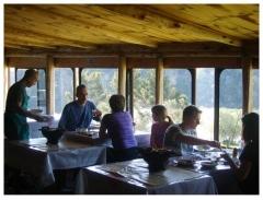 Parque das cascatas - bar e restaurante