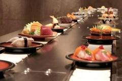 Grande variedade de pratos