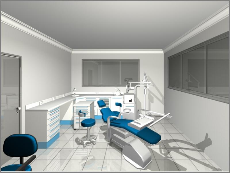 Aparador Zapatero Ikea ~ Foto Consultorio odontologicos Haydee 004