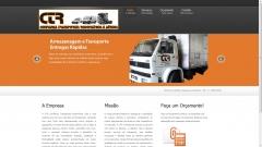 Site personalizado - xhtml e css