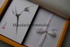 Cartões exclusivos com pinturas japonesas (sumie). impressos e handmade. remessas para todo o brasil. solicite informações através dos tel.: (11) 8320- 2696 ou email: mandarin.artstudio@gmail.com