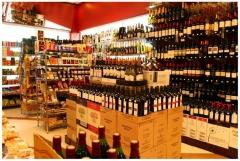 Produtos alimentícios, vinhos e bebidas