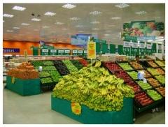 Frutas e verduras na rold�o
