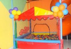Casa de festas mundo feliz - diversão garantida