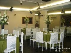 Mar de rosas decorações - casamento cerimônia e recepção