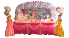 Matsumoto festas - mesa princesas