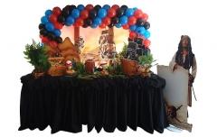 Matsumoto Festas - Mesa Piratas do Caribe